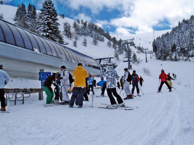 Ski lift Kozuf