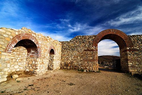Bargala Entrance