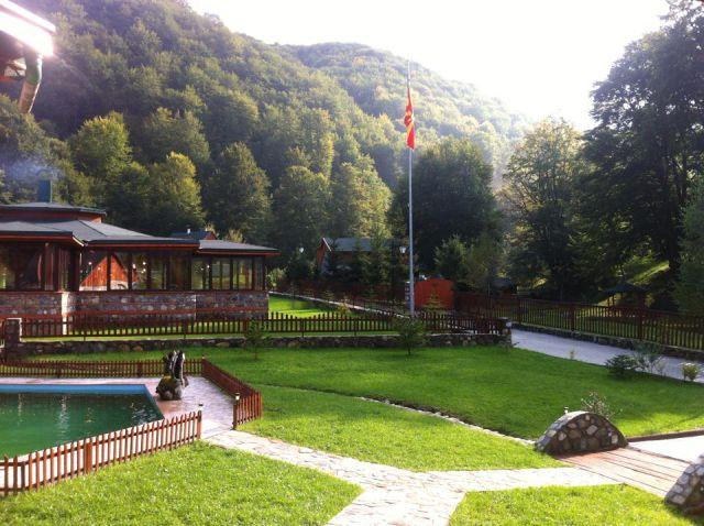 Tourist center, Bela Voda