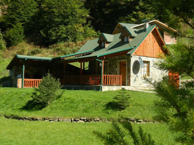 Mountain House at the complex