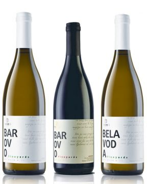 Bela Voda wine
