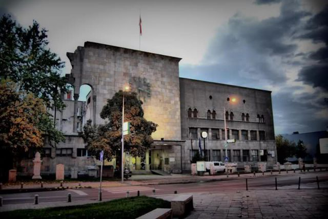 The Museum of the City of Skopje