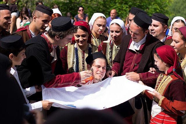 Shaving ceremony