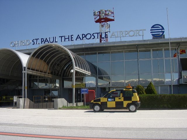 St. Paul the Apostle Airport