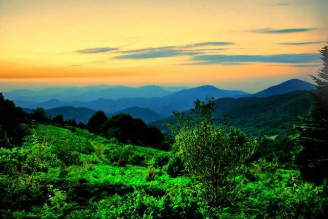 Mountain Jakupica