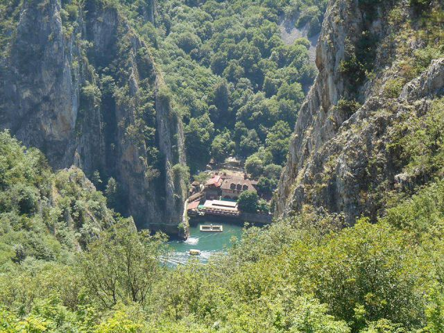 Matka seen from the opposite side