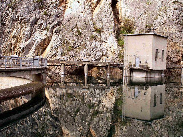 St. Andrew Dam