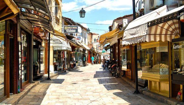 Bazaar Skopje
