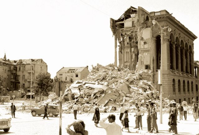 Skopje Earthquake