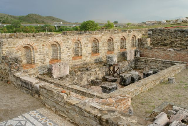 Theodosian Palace