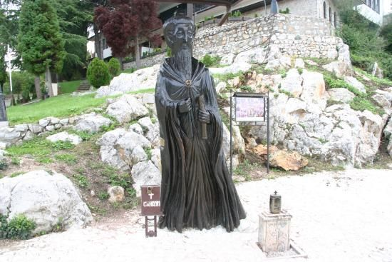 Statue of St.Naum