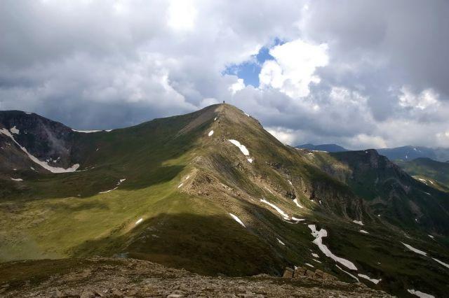 Titov Peak