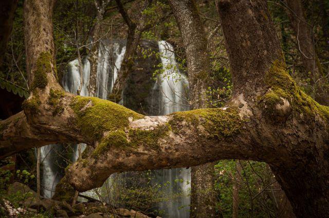 Koleshino Waterfalls
