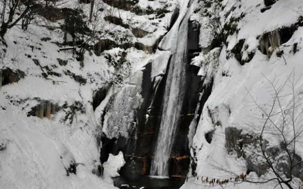 Smolare Waterfalls