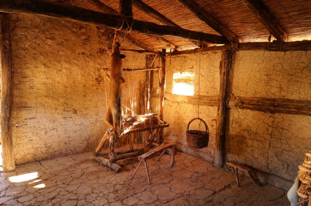 Prehistoric House