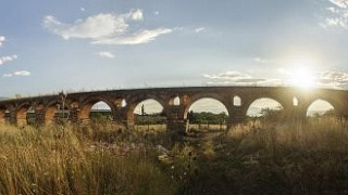 Skopje Aqueduct (Akvadukt) - Architecture with a Priceless Value
