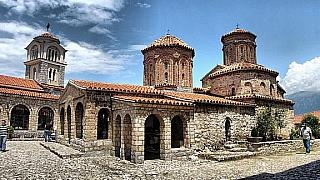 The Monastery of Saint Naum - Ohrid